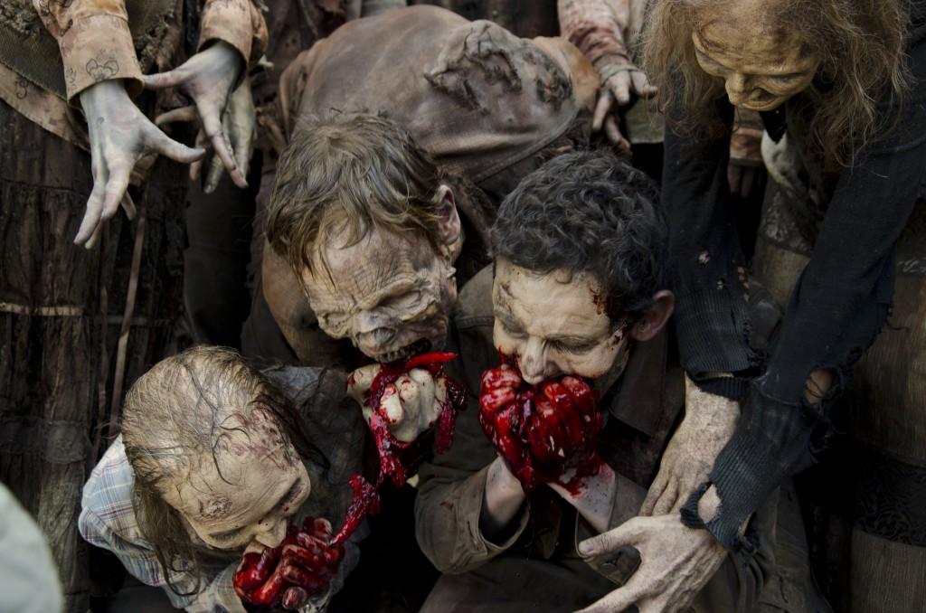 - The Walking Dead _ Season 6, Episode 7 - Photo Credit: Gene Page/AMC