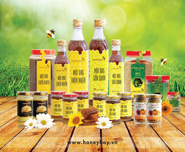 Mật ong Honeyboy