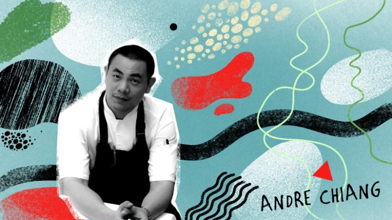 Andre Chang, nhà hàng Andre: Các đầu bếp trẻ học hành bên Âu-Mỹ sẽ quay về châu Á và làm cho Đông gặp Tây trong ẩm thực.