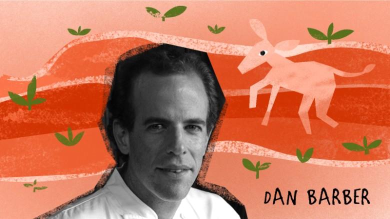Dan Barber, nhà hàng Blue Hill: Những thay đổi trong tập quán nuôi trồng sẽ cho ra các loại thịt ngon hơn.