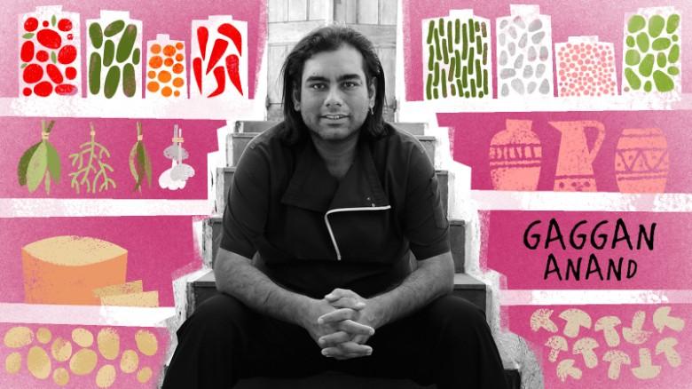 Gaggan Anand, nhà hàng Gaggan: Tương lai nằm ở những thức cơ bản như bánh mì và bơ.