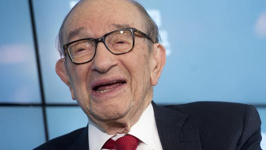 """""""Trong cấu trúc hiện hành, hệ thống chính trị đã chứng tỏ một cách rõ ràng là không thể xử lý vấn đề dẹp bớt chi phí an sinh xã hội,"""" Greenspan nói."""