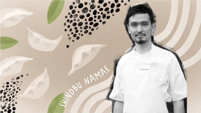 Namae Shinobu, nhà hàng Effervescence: Thức ăn đường phố sẽ lên ngôi trở lại, Shinobu nói. Ông đơn cử: mì ramen, gyoza - bánh chiên nhân thịt của Nhật, và thậm chí cả hot dog do các đầu bếp có sao Michelin thực hiện.