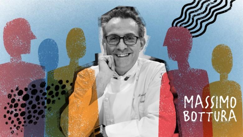 Massimo Bottura, nhà hàng Osteria Francescana: Cộng đồng sẽ ưu tiên trong năm nay trong một làn sóng trách nhiệm xã hội, Bottura nói. Sẽ có một sự chuyển hướng triệt để từ các đầu bếp nổi tiếng, ông nói.