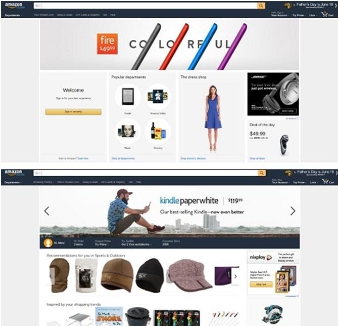 Bí quyết đốn tim khách hàng của Amazon 2