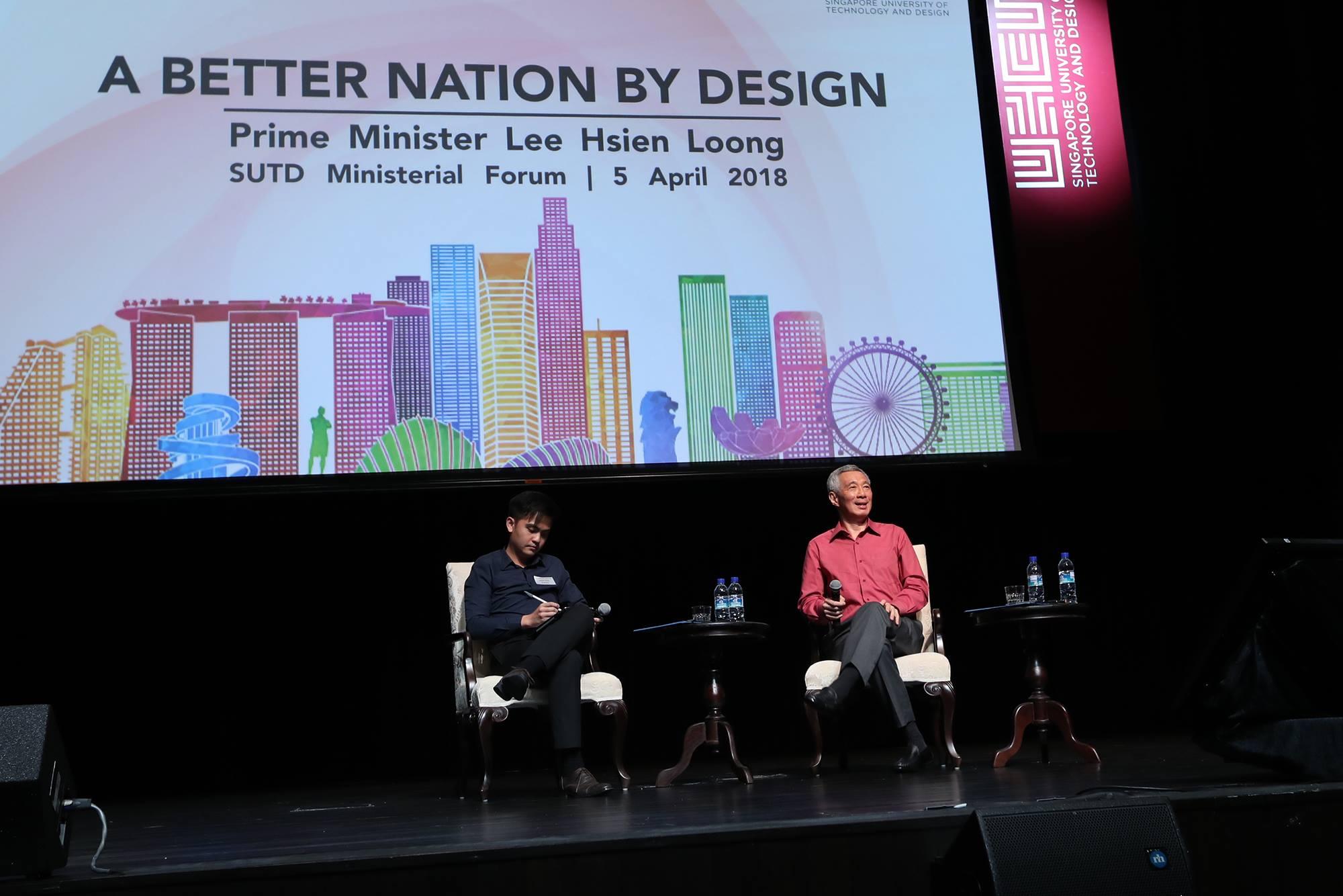 Kết quả hình ảnh cho Diễn đàn cấp Bộ trưởng về Công nghệ và Thiết kế Singapore (SUTD)