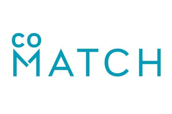 Logo của startup COMATCH.