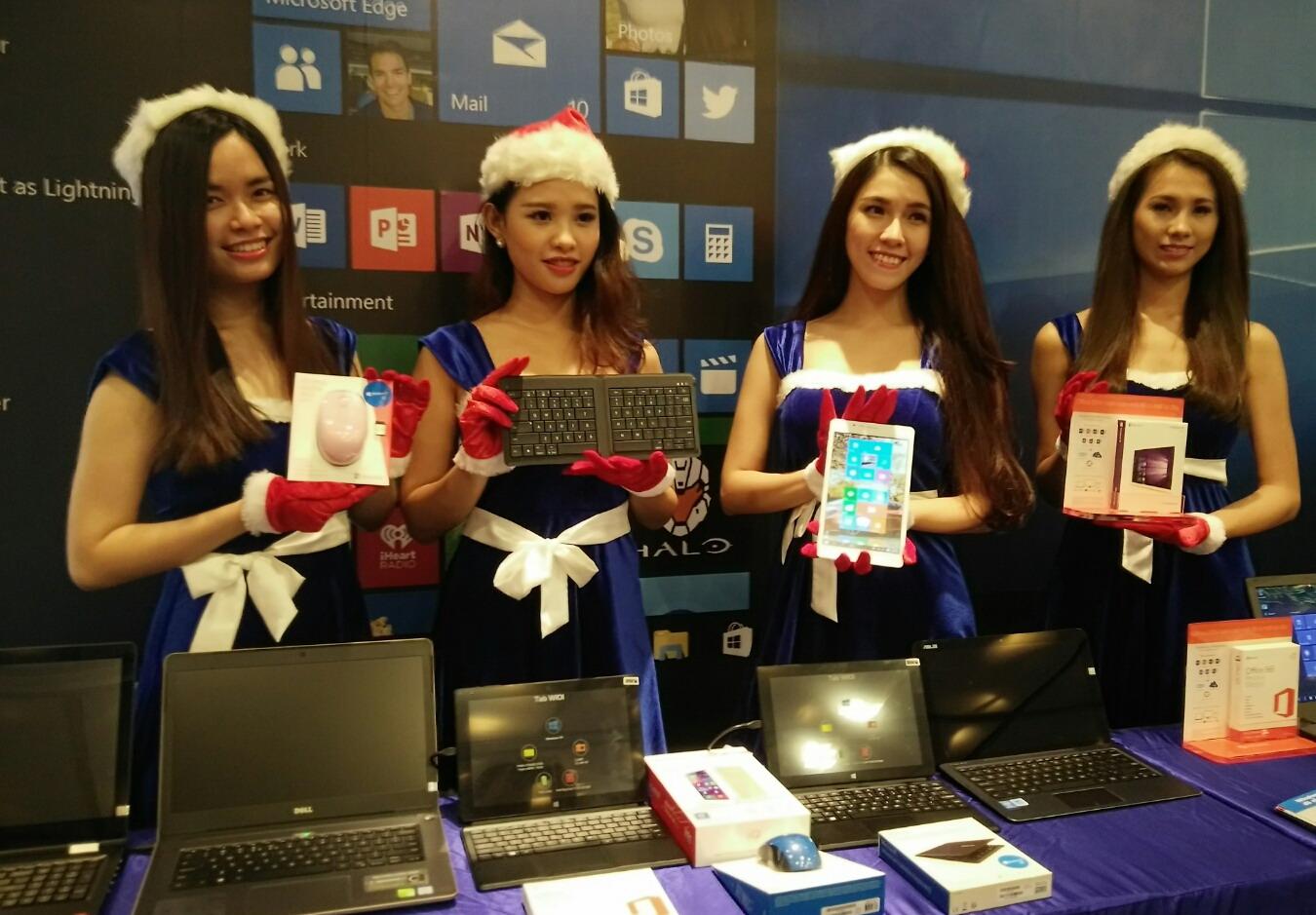 Những sản phẩm có cài sẵn Windows 10