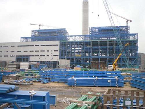 Nhiệt điện than hiện có công suất 30.700 MW, chiếm 46% tổng công suất. Ảnh: TL
