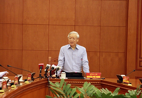 Nguyen Phu Trong