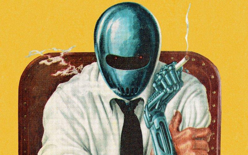 Một khi robot làm thay công việc của luật sư, người ta phải đối mặt với luật robot và thậm chí cả quyền của robot.