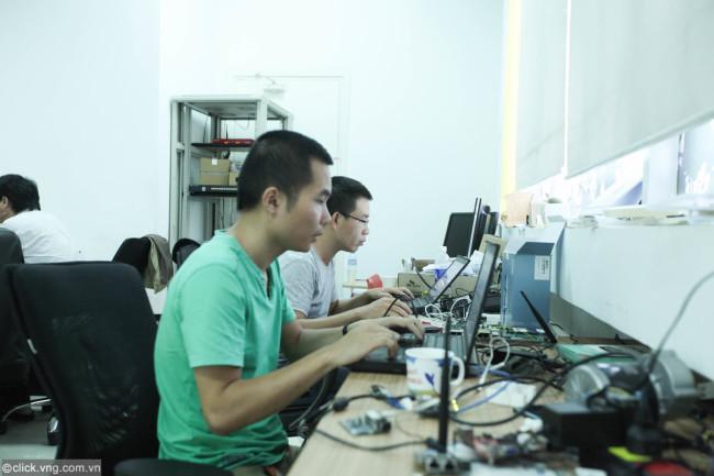 team IoT cua VNG-1