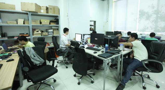 team IoT cua VNG-2