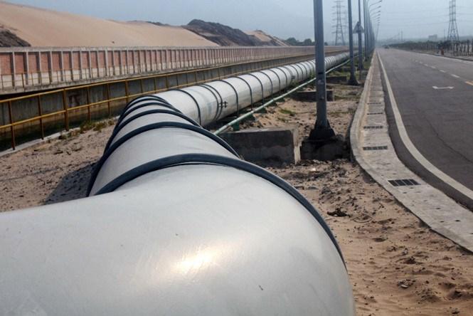 Formosa Hà Tĩnh đánh tráo công nghệ xử lý cốc - từ cốc khô sang cốc ướt, nguyên nhân gây ra thảm họa môi trường biển vừa qua.