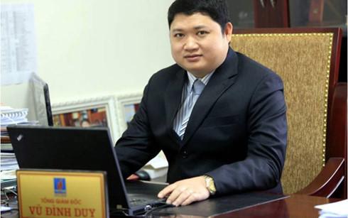 Ông Vũ Đình Duy thành viên Hội đồng thành viên Tập đoàn, nguyên Tổng giám đốc Công ty cổ phần Hoá dầu và Xơ sợi Dầu khí (PVtex).