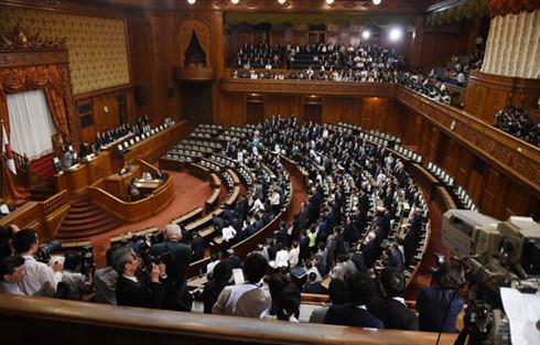 Nếu TPP được thông qua tại tại Quốc Hội Nhật Bản dự kiến vào ngày 30/11 tới, Nhật Bản sẽ là nước đầu tiên thông qua TPP.