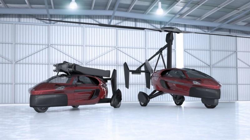 Trên không, nó có thể bay với vận tốc 112mph.