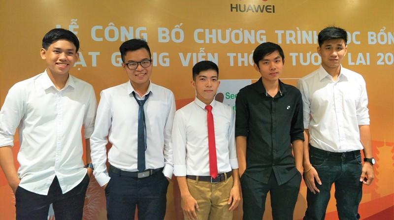 tu nghiep ngan ngay tai Huawei