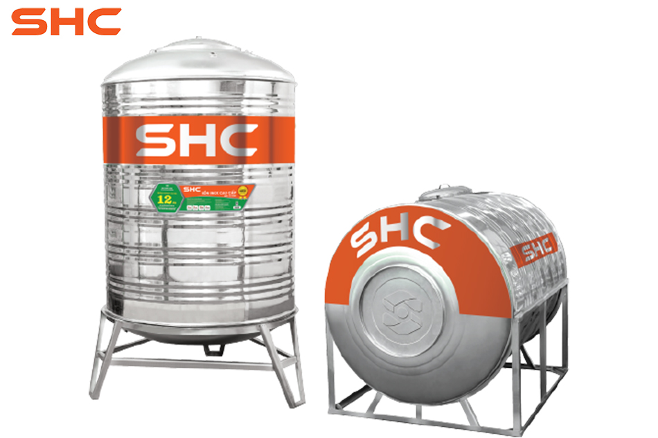 Bồn inox SHC