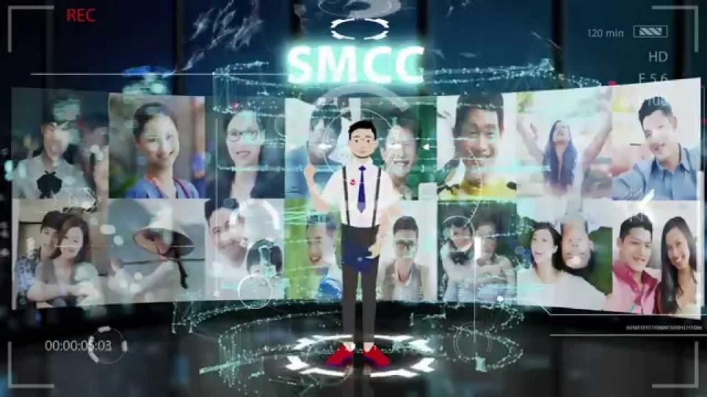 trung tam mang xa hoi cua BIDV su dung SMCC (Social Media Command Center) của Le cong thanh