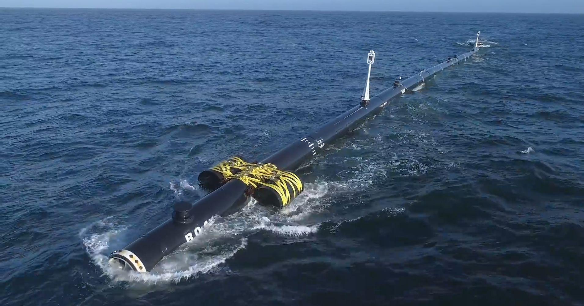 """Hệ thống Ocean Cleanup được khởi động để thôn tính """"Mảng rác lớn Thái Bình dương"""" (Great Pacific Garbage Patch). Ảnh: TL"""